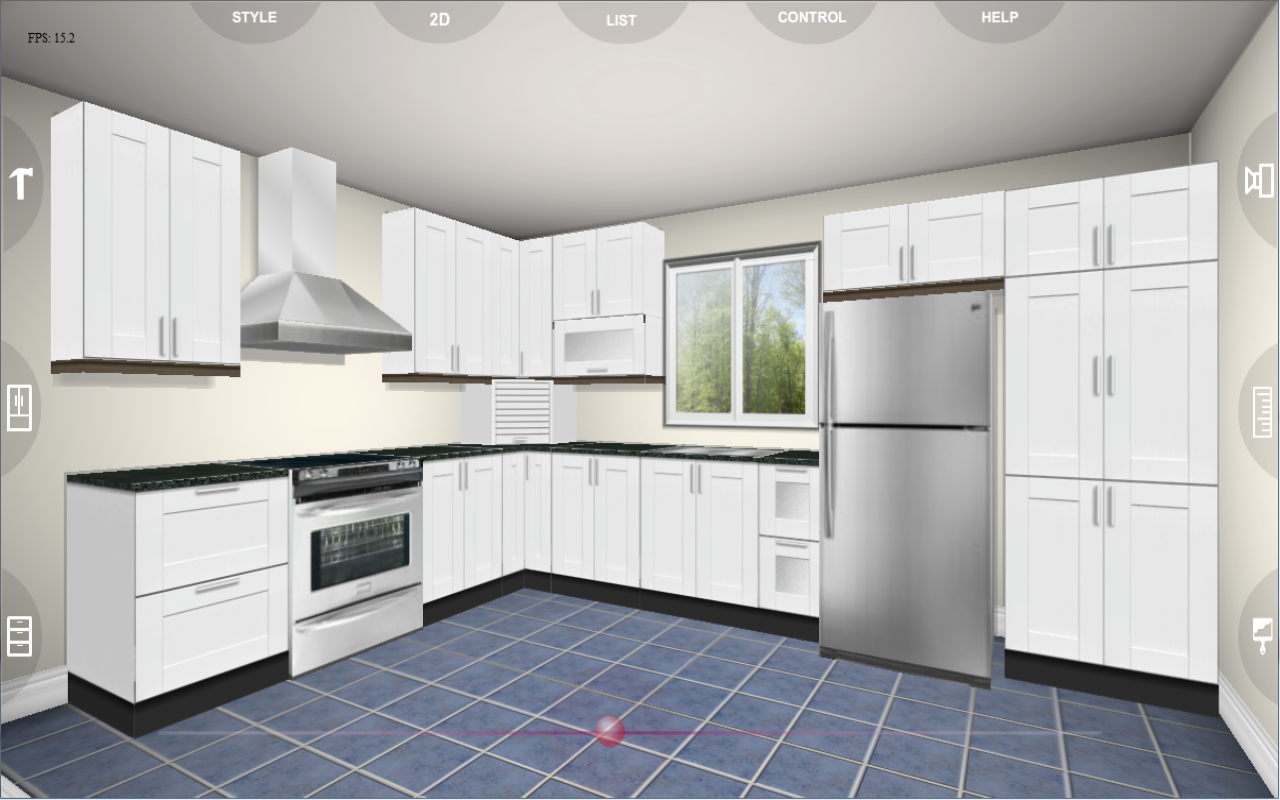 Eurostyle kitchen planner 3D 2.2.1 APK Download - Android Lifestyle Apps