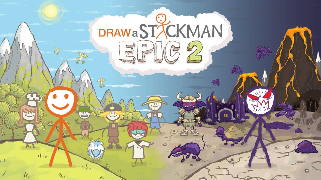 Draw A Stickman Epic 2 Free 1 2 1 53 Apk Download Android