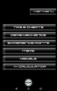 Guide with IV For Pokémon GO 2.5 screenshot 1