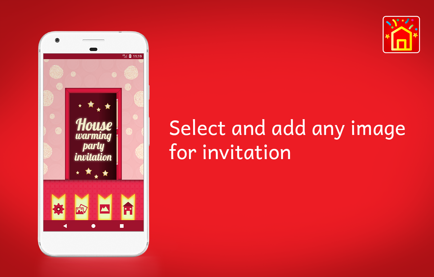 House Warming Party Invitation Card Maker 2 2 0 Apk Download
