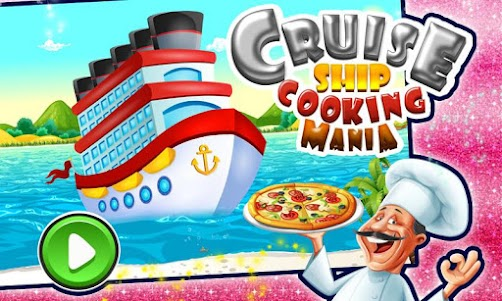Cruise Ship Cooking Mania 1.0 screenshot 4