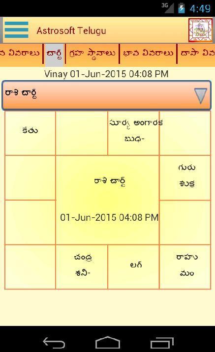 Astrosoft Telugu Astrology App 201 Apk Download Android