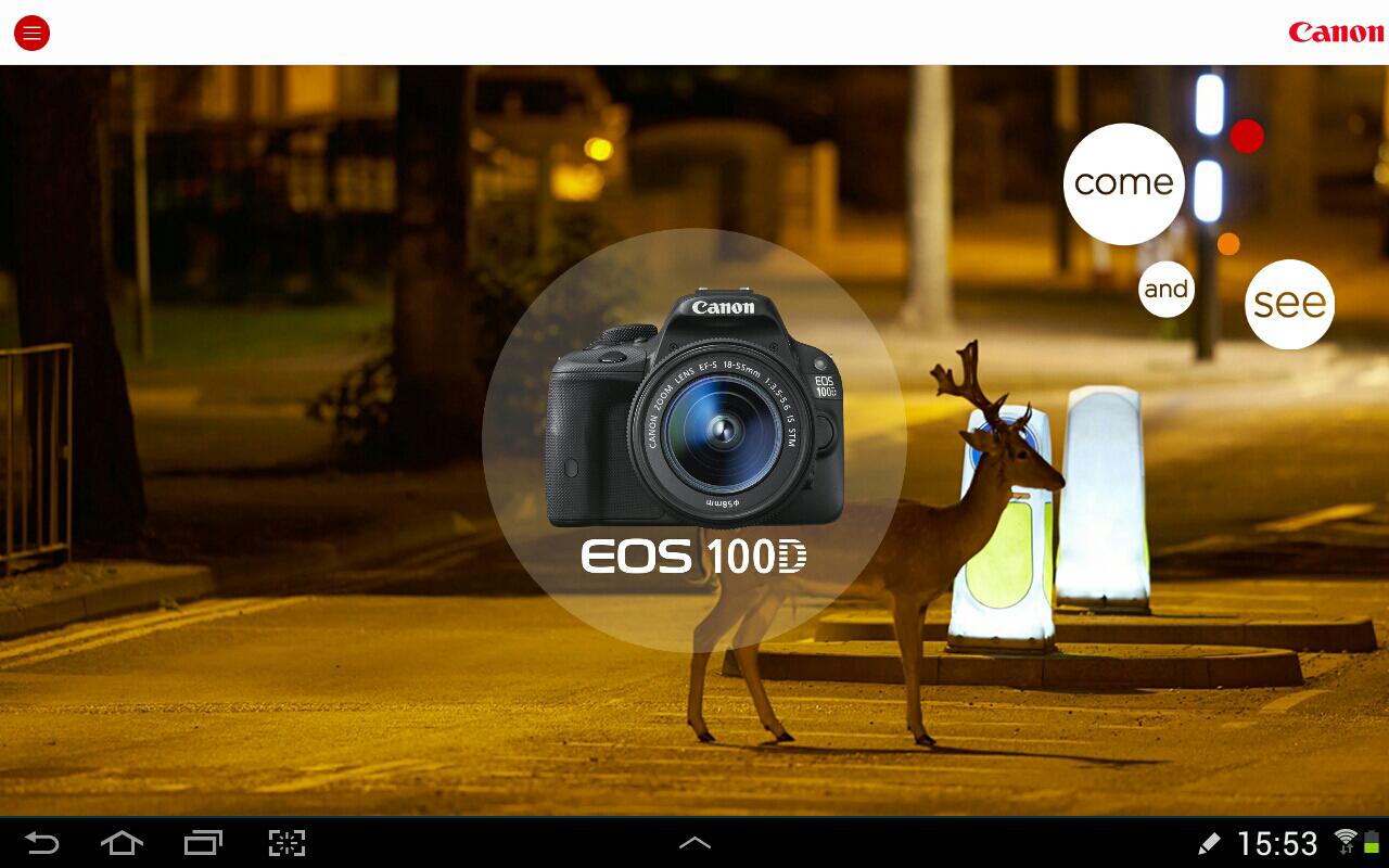 Canon Eos 100d Companion 12 Apk Obb Data File Download Dslr Camera Screenshot 6