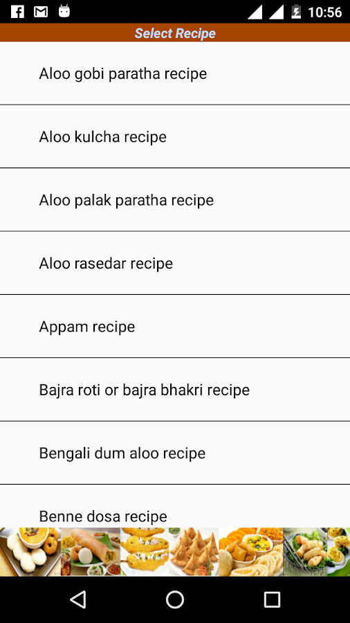 Great indian food recipes 101 apk download android books great indian food recipes 101 screenshot 4 forumfinder Choice Image