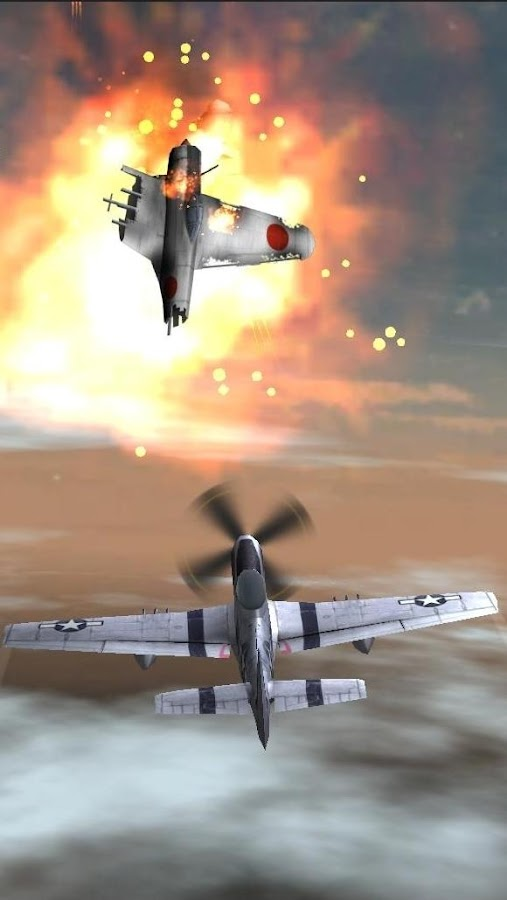 Wwii Air Combat Live Wallpaper 1 1 Apk Download Android Personalization Apps