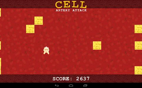 Cell: Artery Attack 1.0.15 screenshot 7