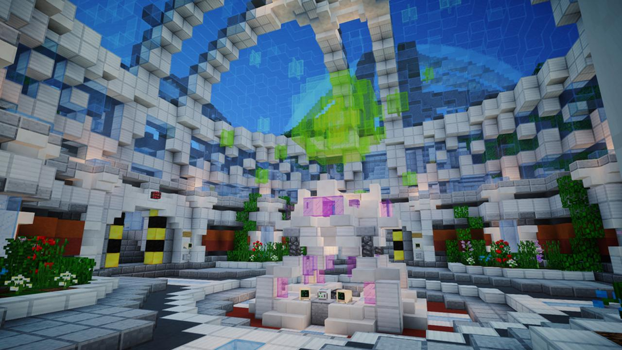 Map DanTDM's lab minecraft 1 0 APK Download - Android