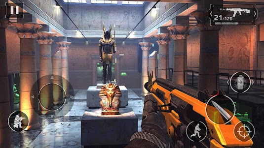 Modern Combat 5: eSports FPS 3.5.0g screenshot 12