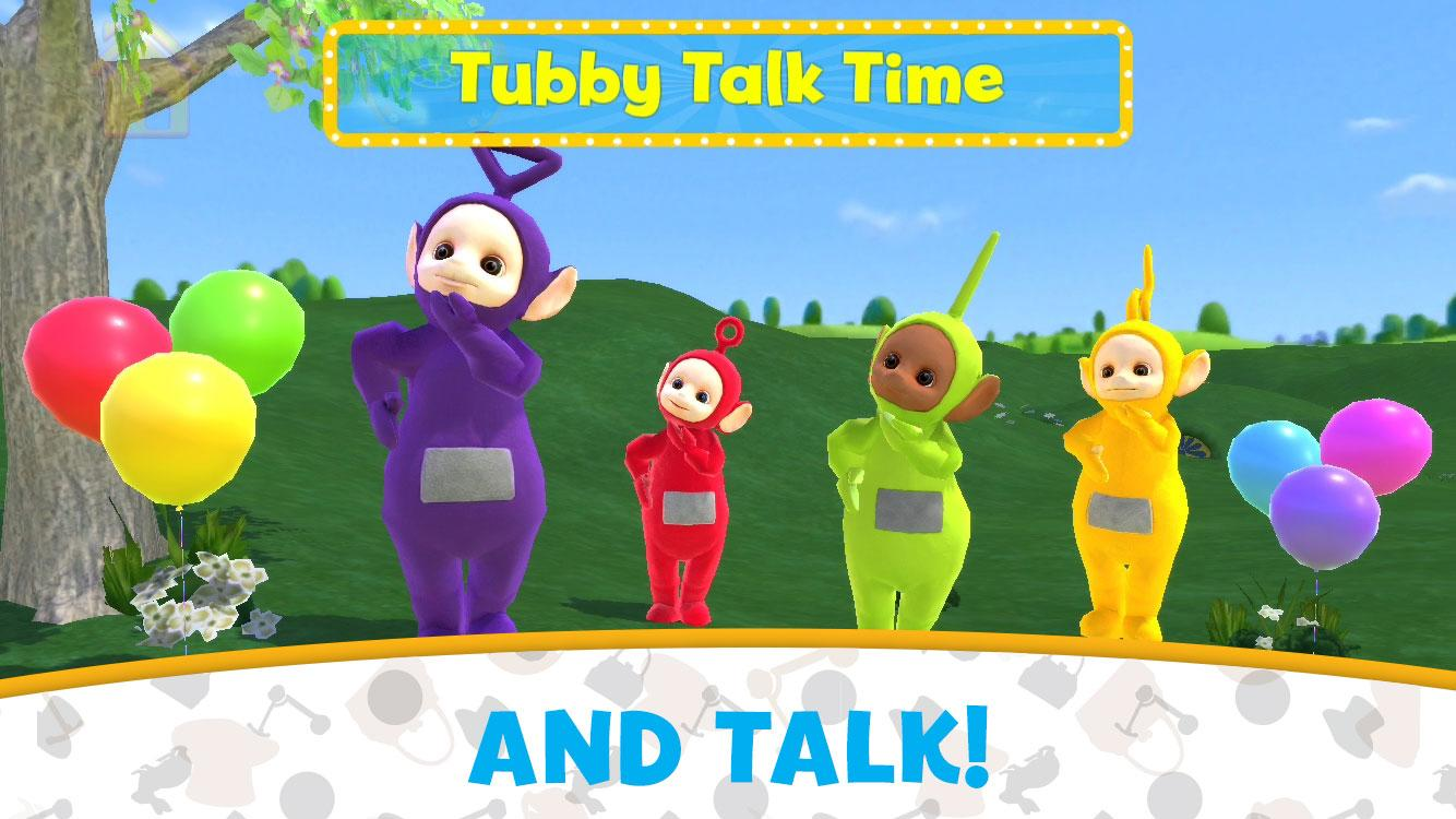 Teletubbies Play Time 1.3.1 APK Download - Android Обучающие Игры 2425a9deb69e3
