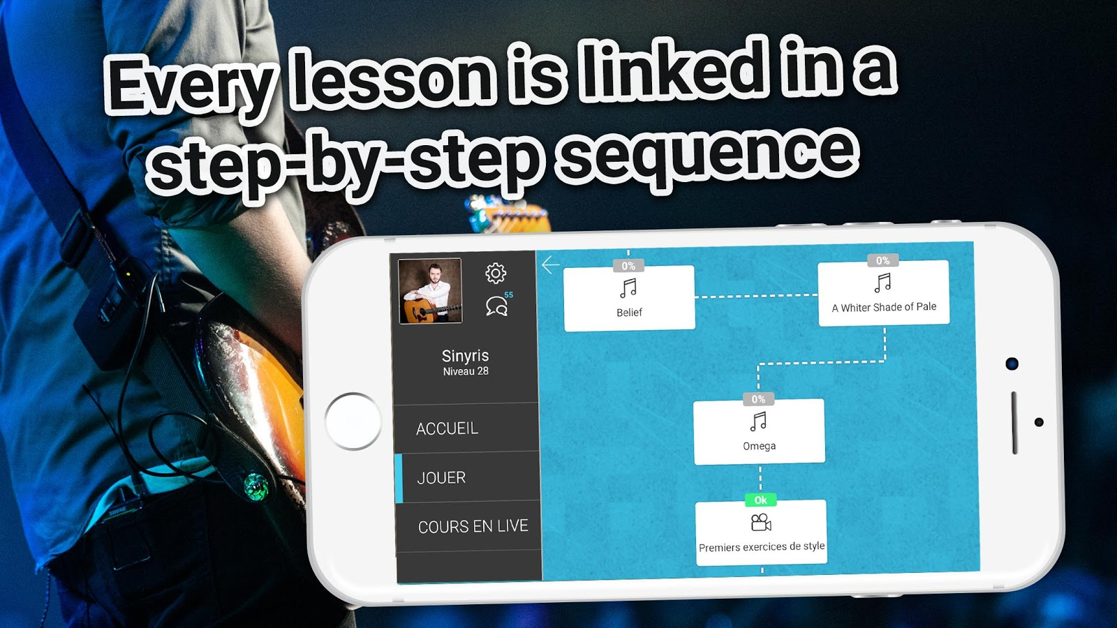 Guitar Lessons And Tabs 27 Apk Download Android Music Audio Apps