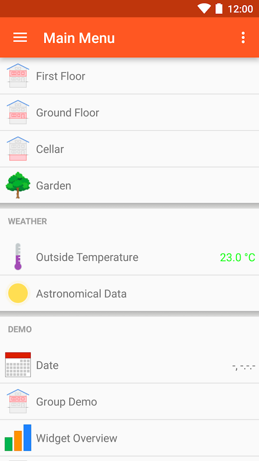 openHAB 2 7 0 APK Download - Android Lifestyle Apps