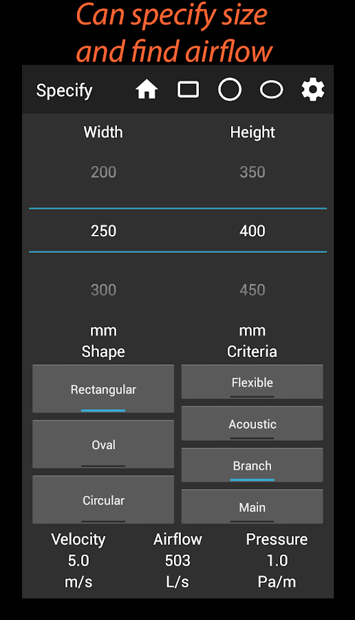 Rapid HVAC Duct Sizing 1 22P APK Download - Android