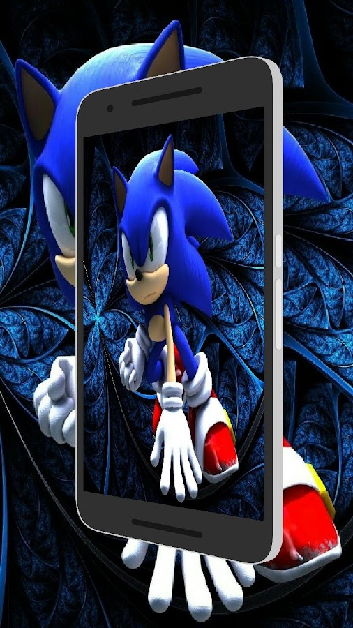 Super Sonic Hd Wallpapers 10 Apk Download Android