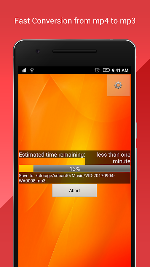 mp4 to mp3  mp4 mp3 audio convert  Video to Audio 2 5 APK Download