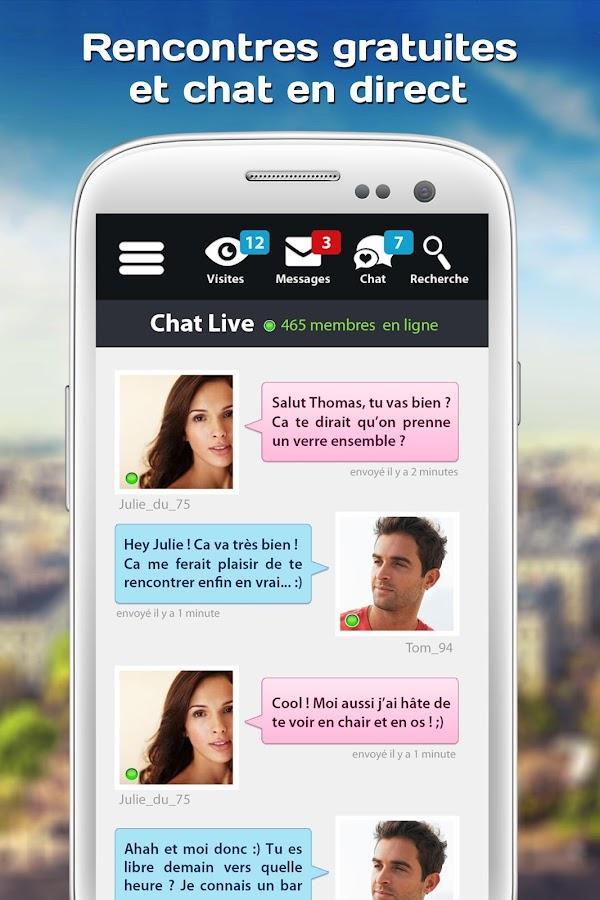 Télécharger oasis Dating site