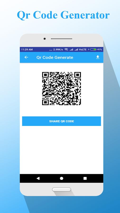 share it qr code scanner