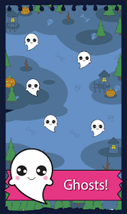 Halloween Evolution - Ghosts 1.18 screenshot 1