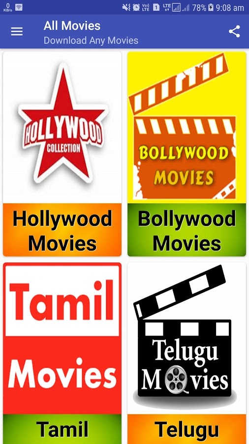 telugu movies free download application