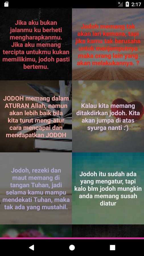 Gambar Kata Jodoh Pasti Bertemu 15 Apk Download Android
