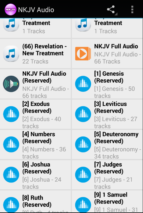 NKJV Bible Free Download Offline Audio 16 35 APK Download - Android