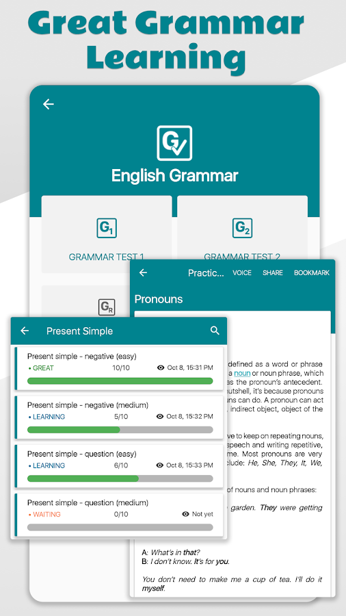 TOEIC Test, Practice Test Pro 3 0 5 APK Download - Android Education