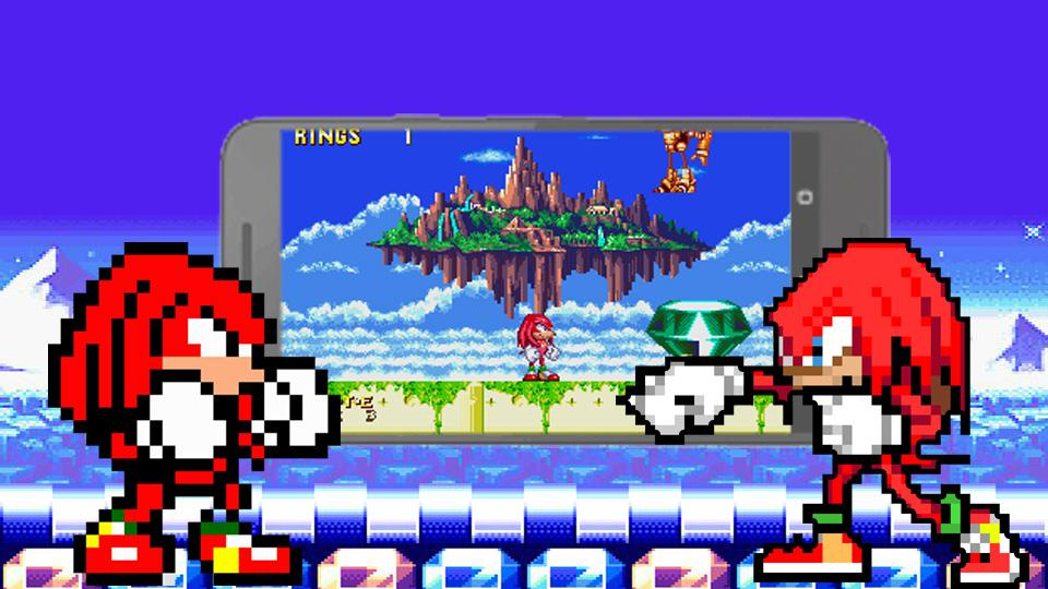 Super Sonic Knuckles Friend Adventure 2 0 2 APK Download