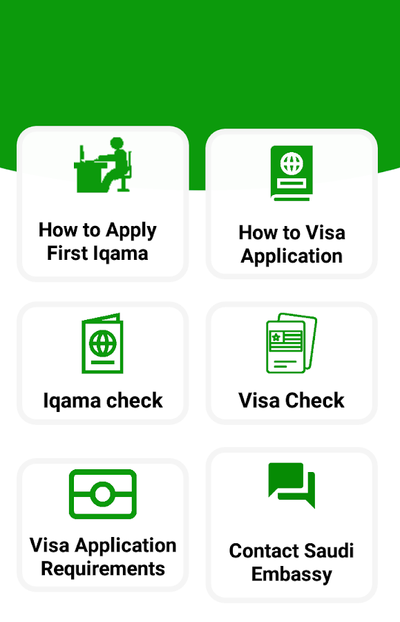 Saudi Iqama Apply 1 0 APK Download - Android Travel & Local Apps