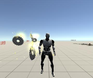 Real Ragdoll battle Guts 1.531 screenshot 9