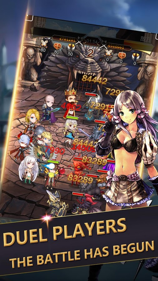 Endless Frontline - Idle RPG 1 0 32 APK Download - Android Strategy