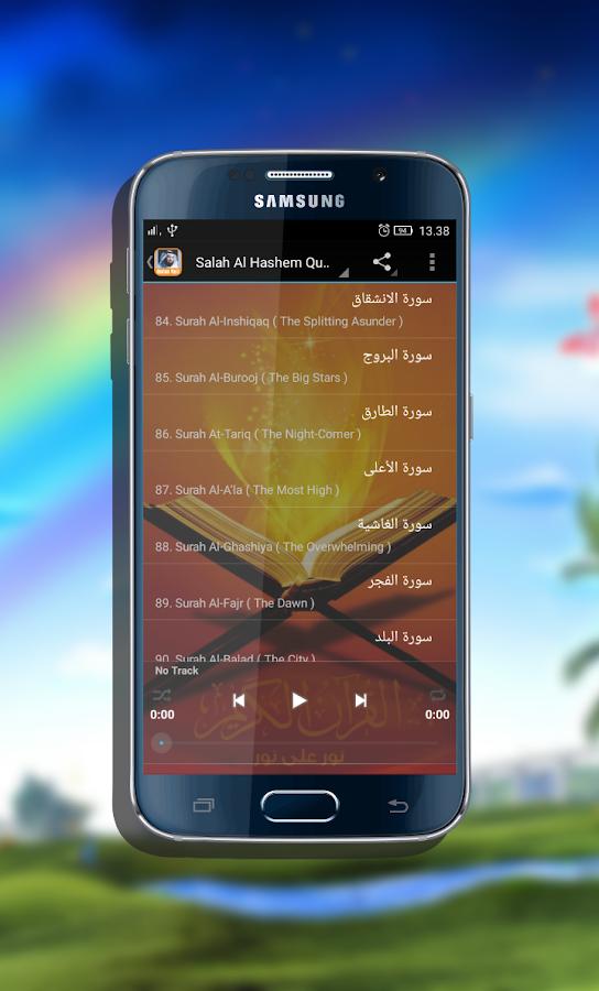 Salah Al Hashem Quran Mp3 Offline 2 0 APK Download - Android
