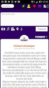 Forkeet Lite 10.0 screenshot 3