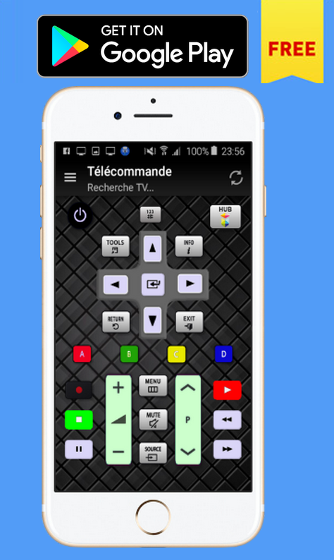 Universal TV Remote control 3 0 APK Download - Android Tools