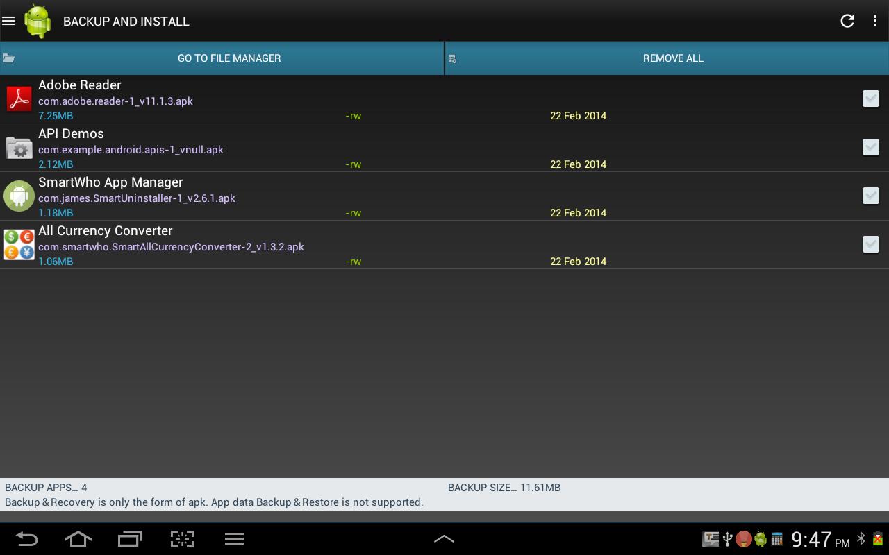 download app manager pro 3