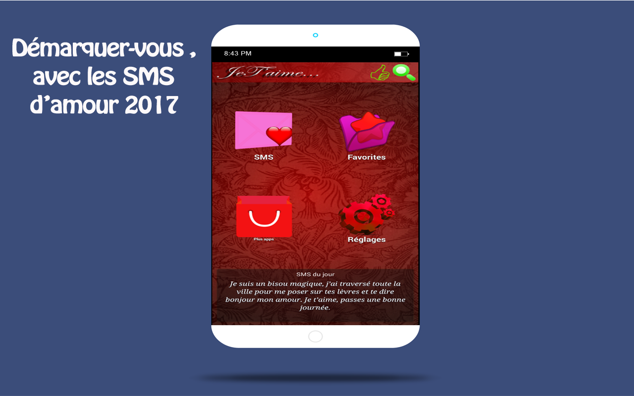 Sms Amour 2019 21 Apk Download Android Entertainment Apps
