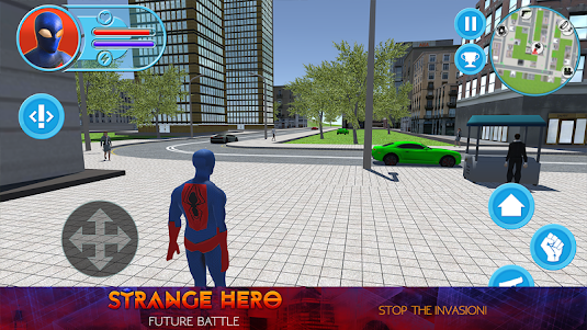 Strange Hero: Future Battle 11.0.0 screenshot 9