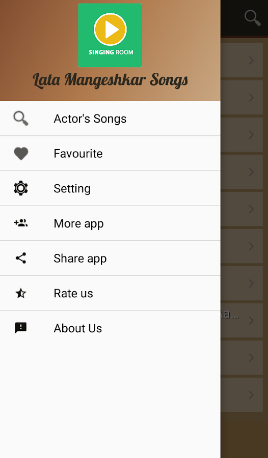 Hit Lata Mangeshkar Songs Lyri 1.0 APK Download - Android Music ...