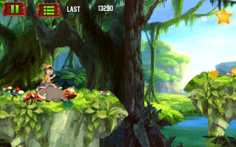 Amazing Jungle run 3.0 screenshot 11
