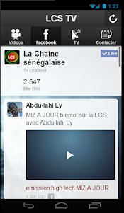 LCS TV 1.3.4.44 screenshot 2