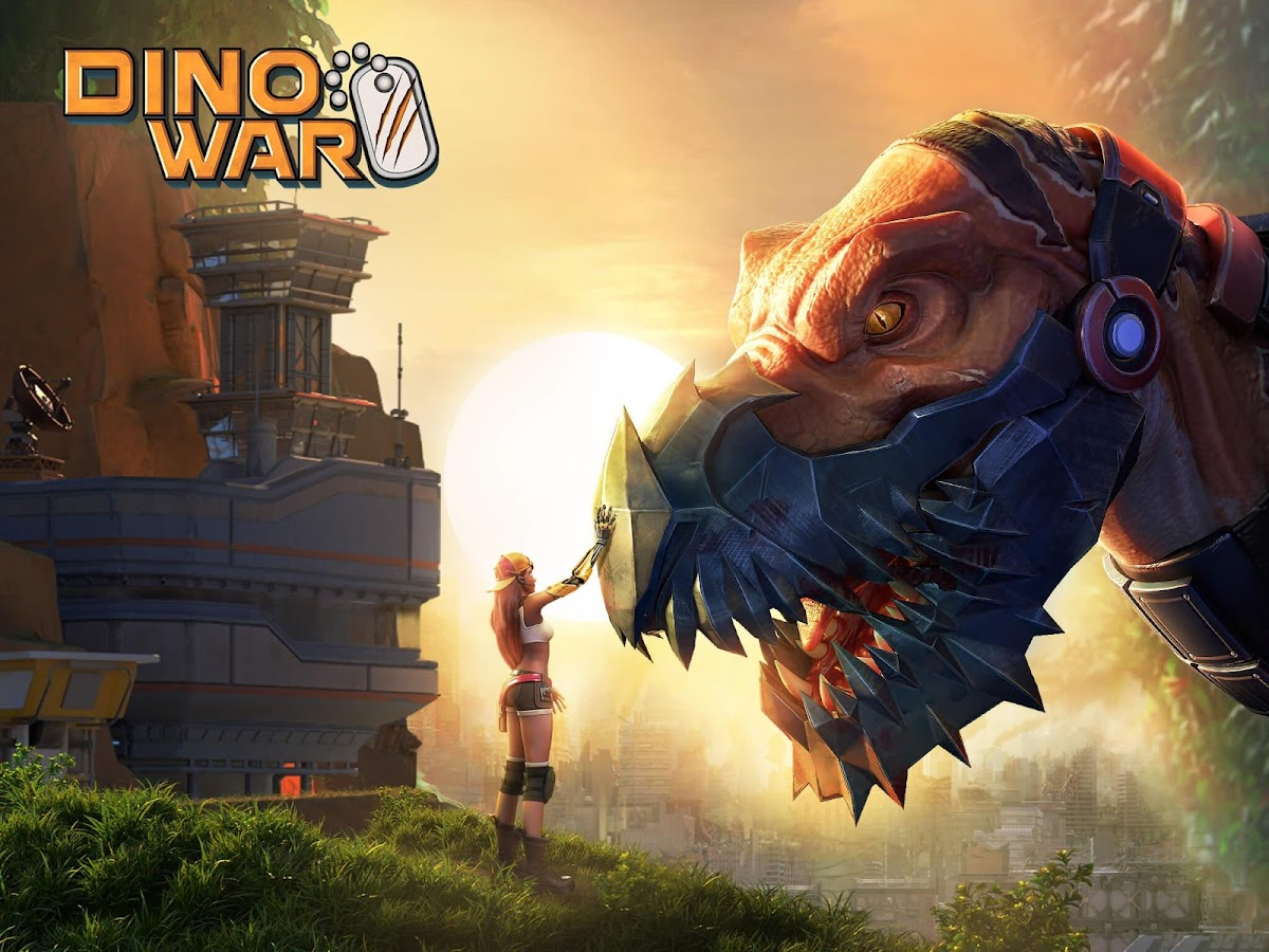 Dino War: Rise of Beasts 2 1 0 APK Download - Android