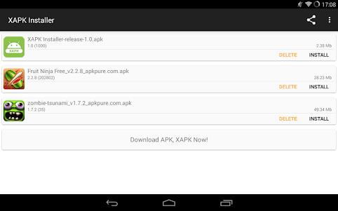 XAPK Installer 1.4 screenshot 9