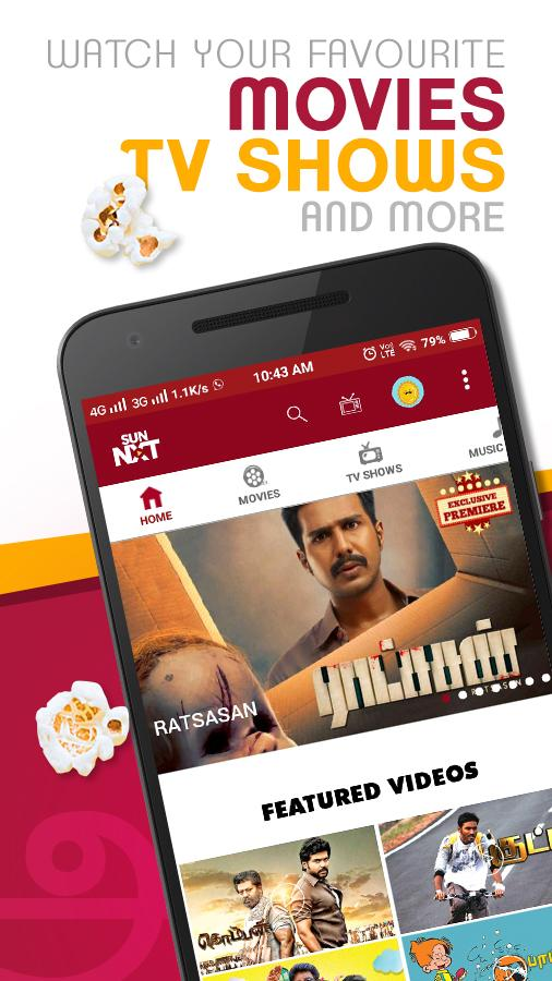 com suntv sunnxt APK Download - Android cats  Apps