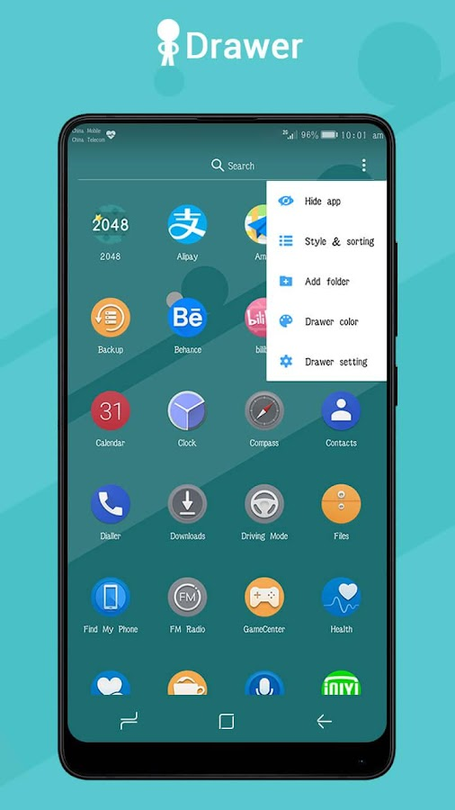 Pi Pie Launcher 🏆,PP Launcher, Android 9 0 P mode 2 6 APK Download