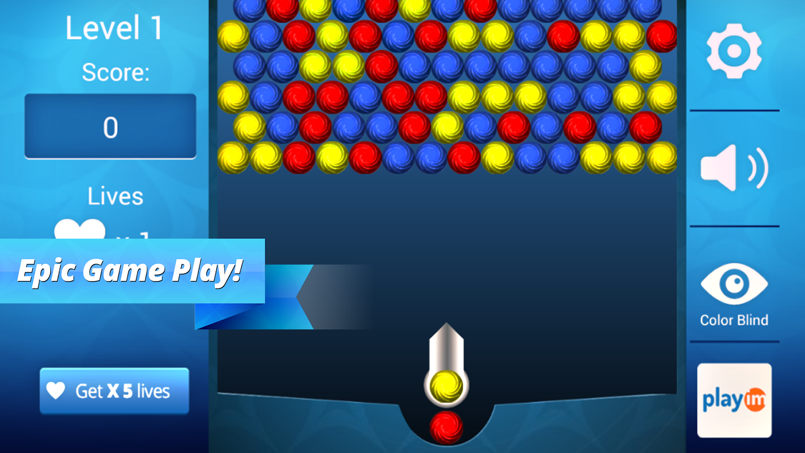 Bouncing Balls - Bubble Buster APK Download - Android ...