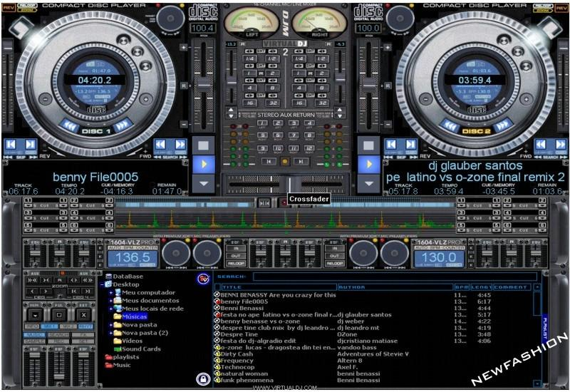 dj mixing software for pc free download