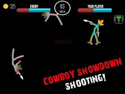 Stickman Fighting Physics Game 1.0 screenshot 5
