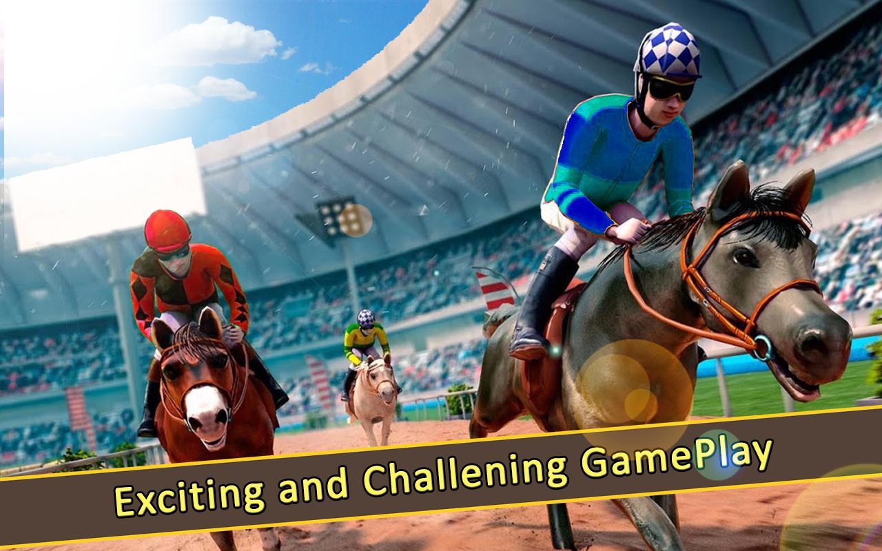 Download Horse Racing Challenge 3d Pony Jump Simulator 1 1 3