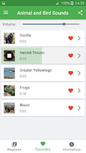 Bird and Animal soundboard 4.7 screenshot 5