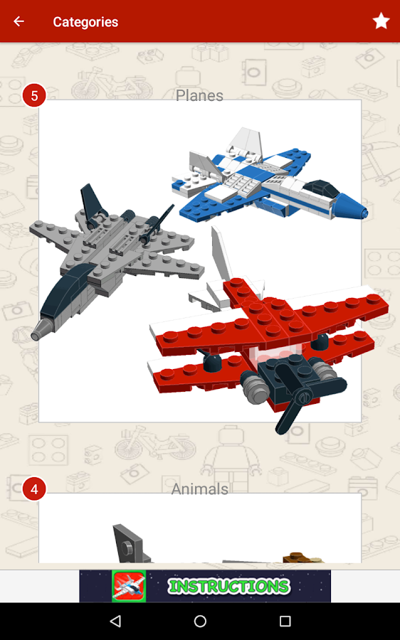 Instructions For Lego Toys Master Bricks 57 Apk Download Android
