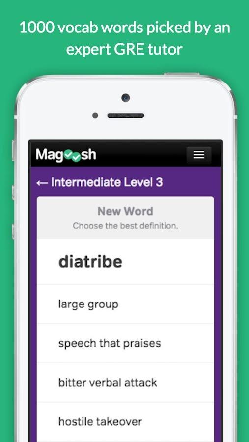 com magoosh gre quiz vocabulary 3 2 0 APK Download - Android