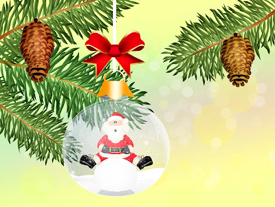 Santa Run Tracker Christmas 🍀 1.0 screenshot 2